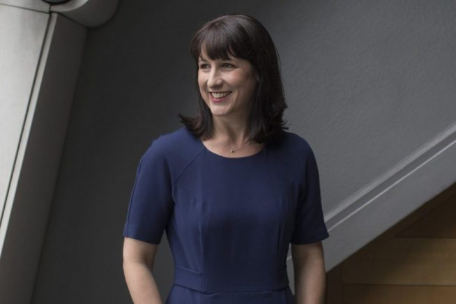 An image of Rachel Reeves MP