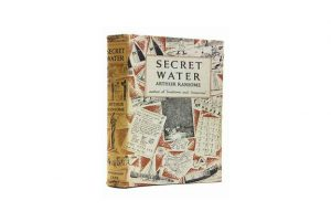 An image of Arthur Ransome's book set in Essex - Secret Water
