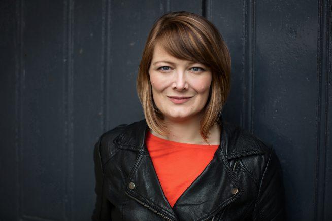 Image of author Kerry Hudson