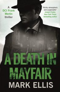 A Death in Mayfair cover