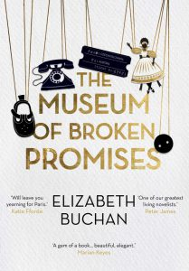 The Museum of Broken Promises cover