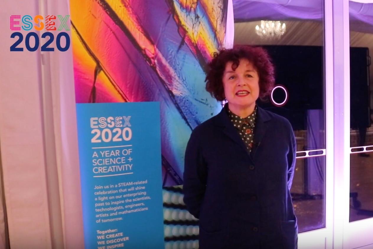 Ros Essex 2020 interview