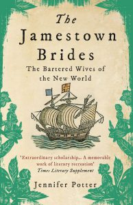 The Jamestown Brides book cover