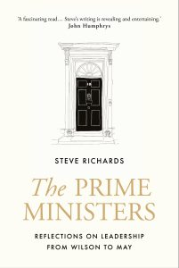 The Prime Ministers Cover