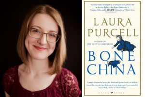 Laura Purcell and Bone China cover