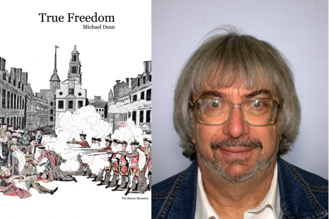 Michael Dean and True Freedom cover