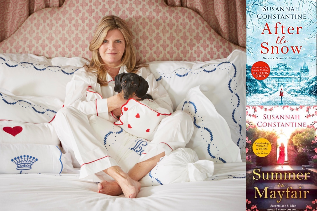 Susannah constantine and cover