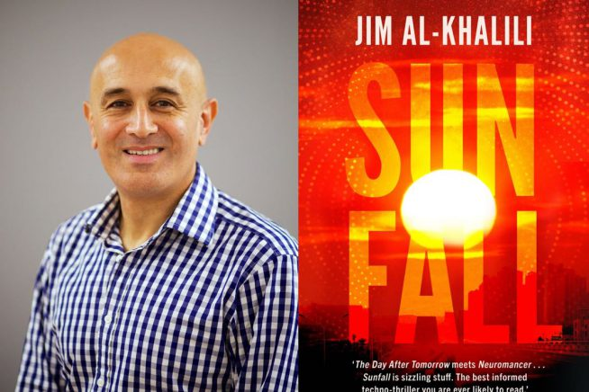 jim al-khalili and cover