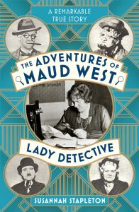 The Adventures of Maud West cover