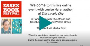 Louise Hare video image