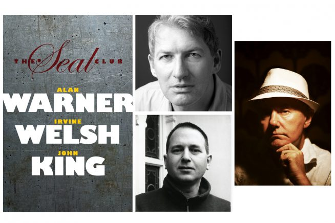 Irvine Welsh John King Alan Warner 3x2